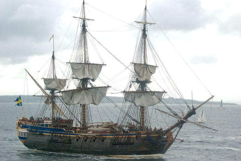 Gotheborg Brest 2012