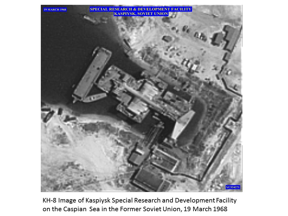 KH_8 Image Of Kaspiysk Special Research and Development Center_High